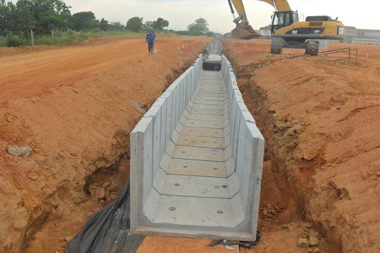 Controle Tecnológico Pavimentação e Drenagem